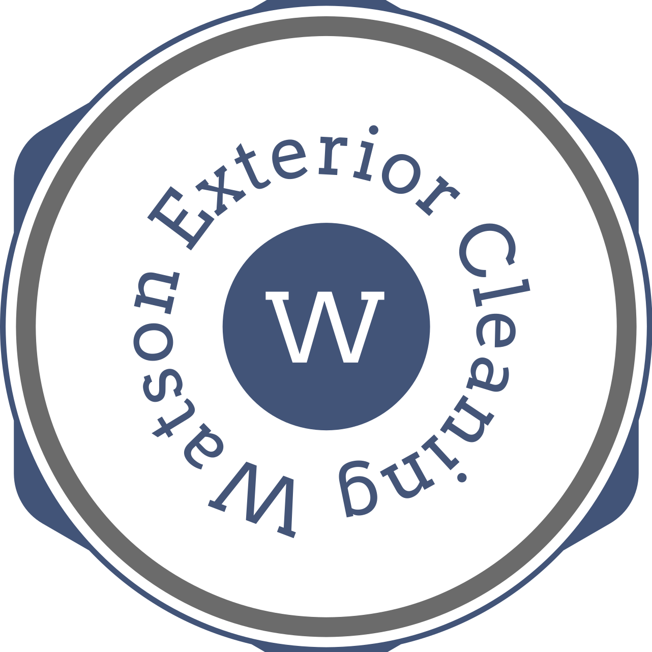 Watson Exterior Cleaning logo