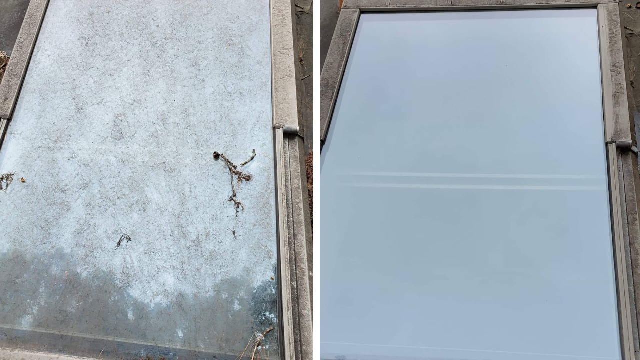 Photo number 8 of Paneless Window Cleaning LLC's best work performing a null job
