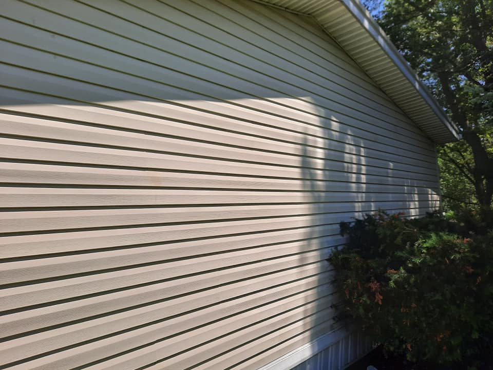 Photo number 2 of Watson Exterior Cleaning's best work performing a null job
