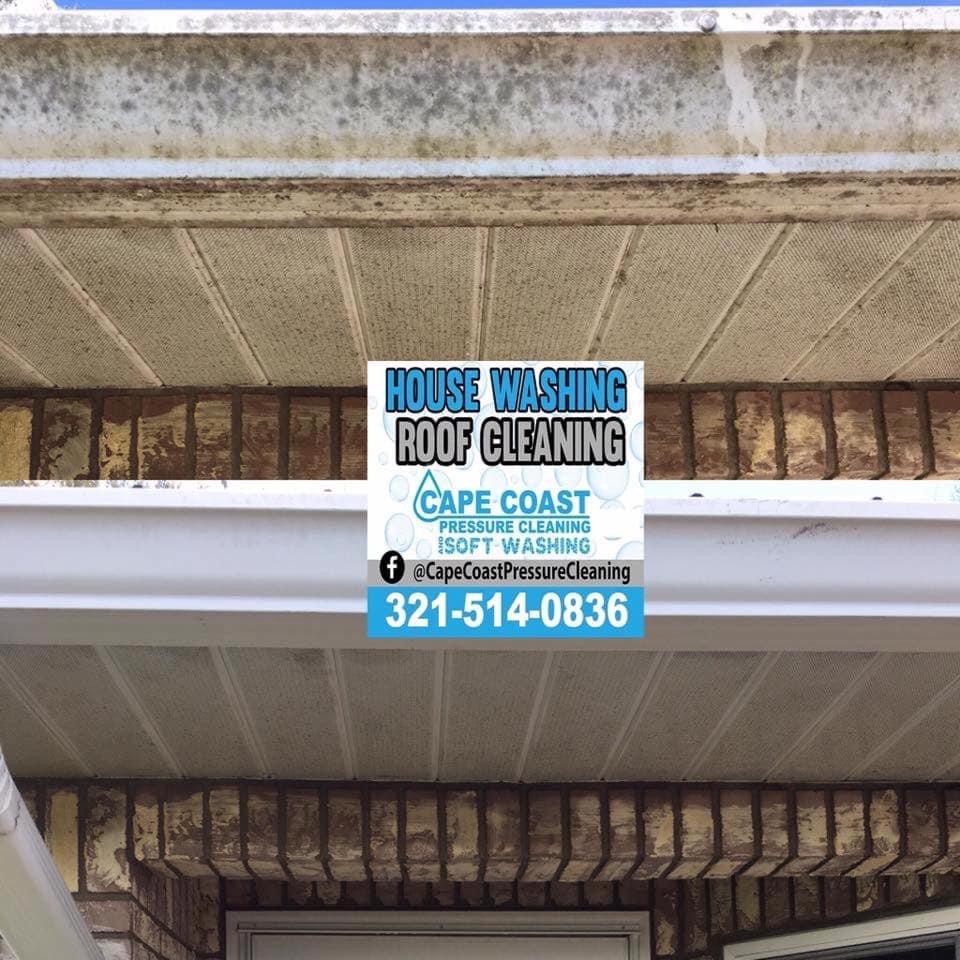Photo number 11 of Cape Coast Pressure Cleaning & Soft Washing's best work performing a Concrete cleaning job